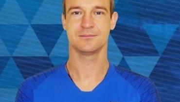Игорь Удалый - новый защитник
