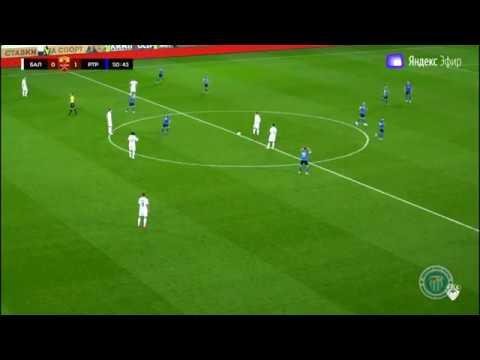 Голы матча «Балтика» - «Ротор». 21 сентября 2019