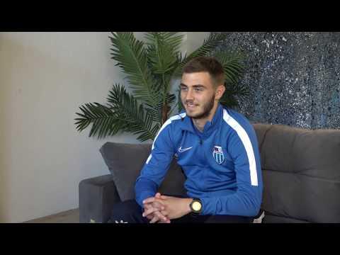 Интервью защитника «Ротор» Максима Ненахова