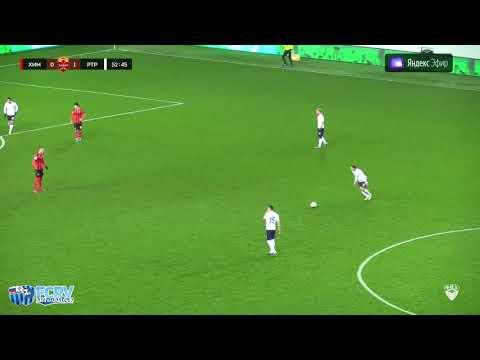 Все голы матча  «Химки» - «Ротор». 13 ноября 2019