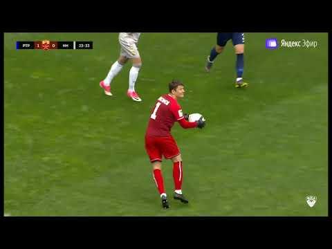 Все голы матча  «Ротор» - «Енисей». 3 ноября 2019