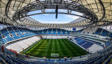 Открыта продажа билетов на матч «Ротор» — «Нефтехимик»