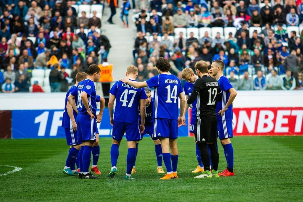 Два года назад состоялся первый матч на «Волгоград Арене»