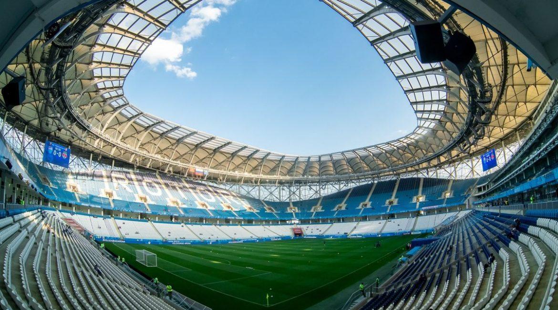 Стадион «Волгоград-Арена» готов принимать матчи РПЛ