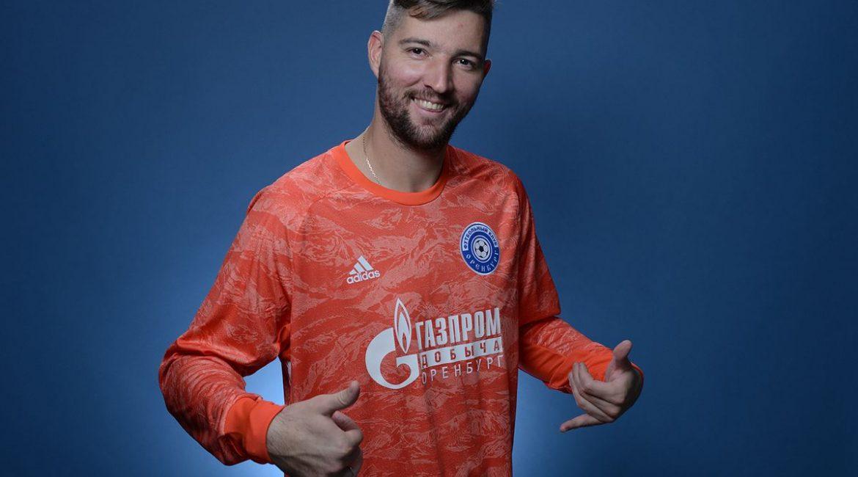 Александр Довбня объявил о переходе в «Ротор»