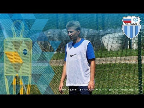 Защитник «Ротора» Данил Степанов