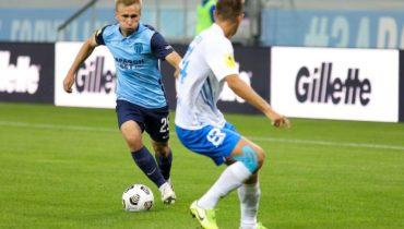 Данил Степанов позвали в молодежную сборную России