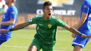Андрес Понсе проведёт этот сезон на правах аренды в «Роторе»