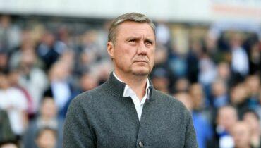 Хацкевич дал оценку игре «Ротора» в первой части сезона