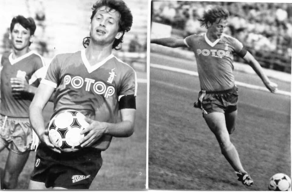 Не стало Легенды волгоградского футбола Александра Никитина