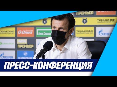 «Зенит» — «Ротор»: послематчевая пресс-конференция