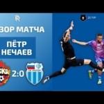 Проротор: «ЦСКА» — «РОТОР». Обзор матча