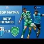 Пётр Нечаев в прямом эфире «Проротор» | Обзор Матча «Ротор» — «Ахмат»
