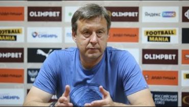 Пресс-конференция «Томь» - «Ротор»